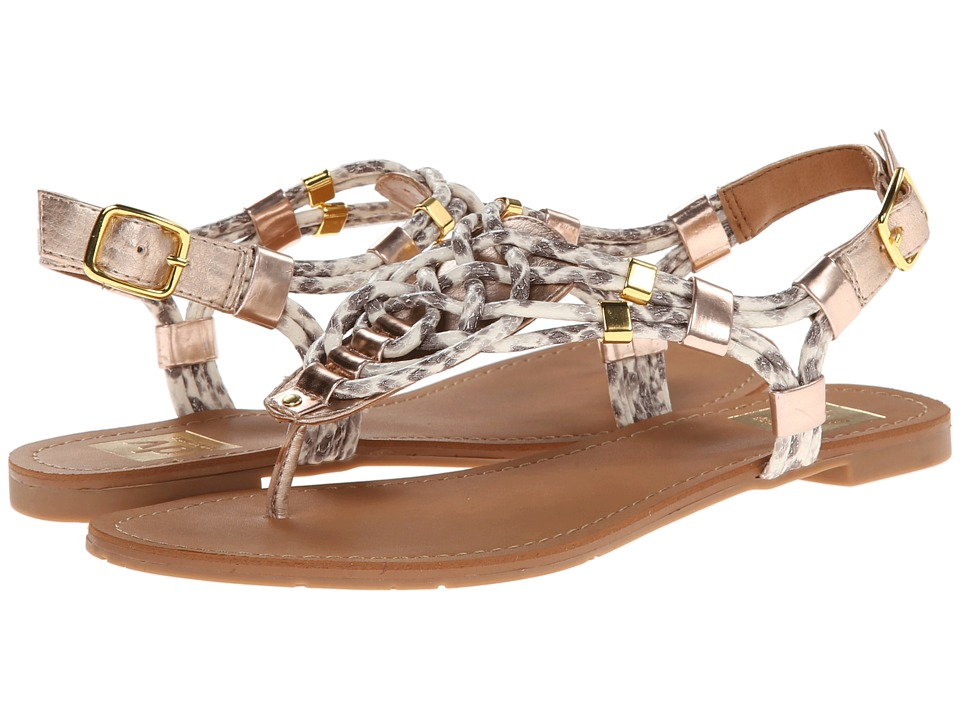 DV by Dolce Vita - Darin (Natural Multi) Women's Sandals
