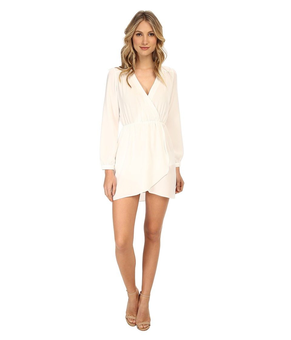 Brigitte Bailey - Demri Dress (White) Women's Dress