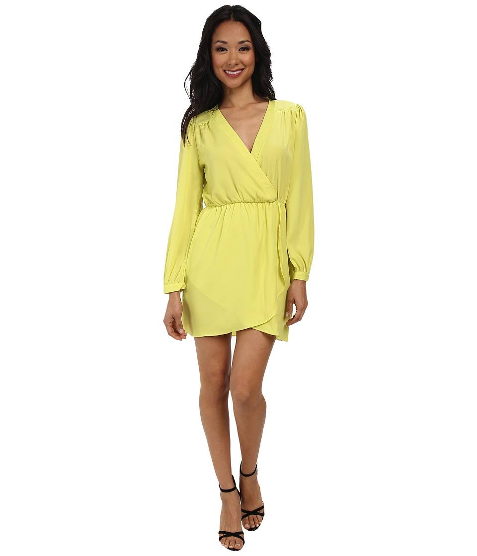Brigitte Bailey - Demri Dress (Chartreuse) Women's Dress