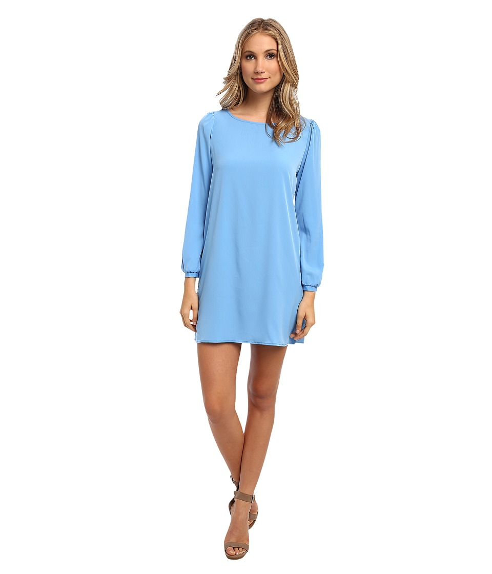 Brigitte Bailey - Skyler Shift Dress (Cornflower Blue) Women's Dress