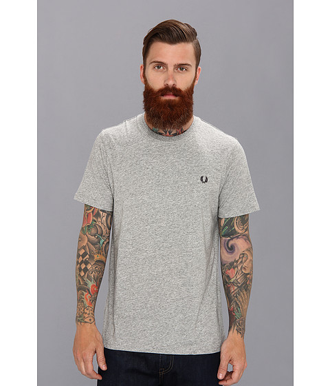 EAN 5034603459083 product image for Fred Perry Classic Crew Neck T-Shirt (Vintage  Steel