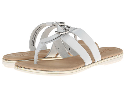 Seychelles - Hear Me (White) Women's Sandals