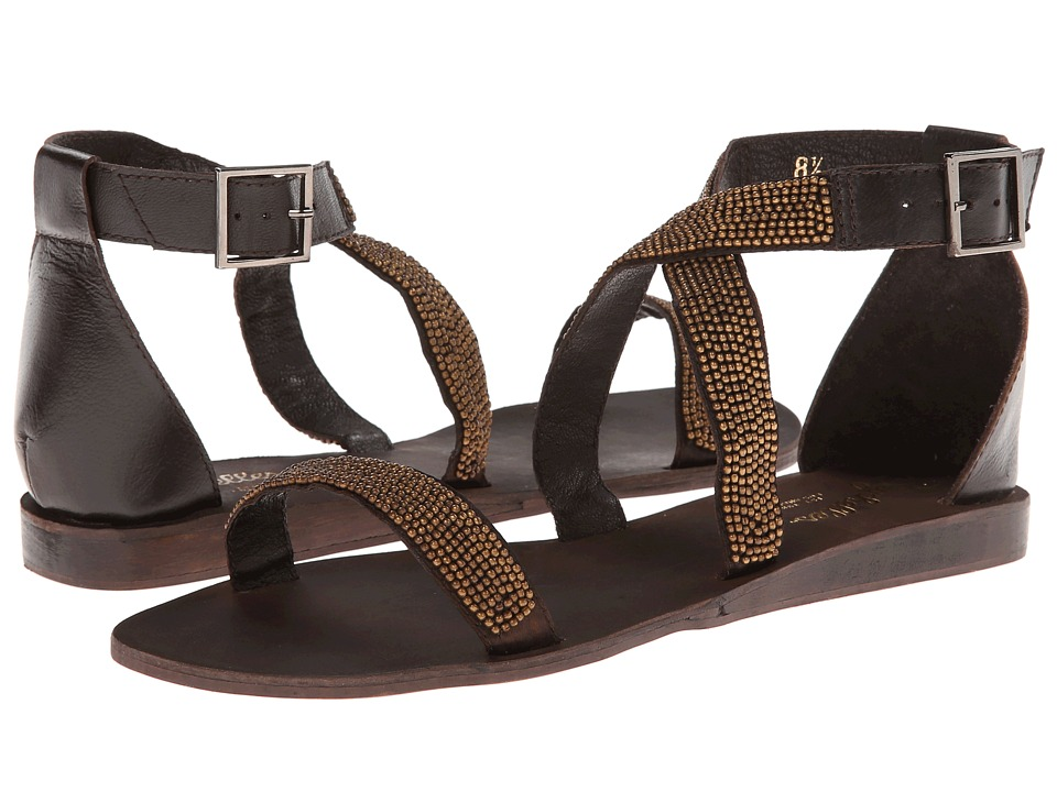 Seychelles - Complicated (Dark Brown) Women's Sandals