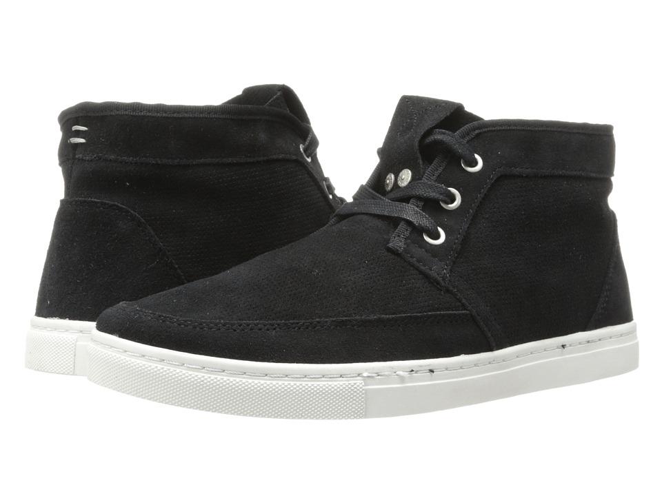 Calvin Klein Jeans - Hamlin (Black Perf Suede) Men