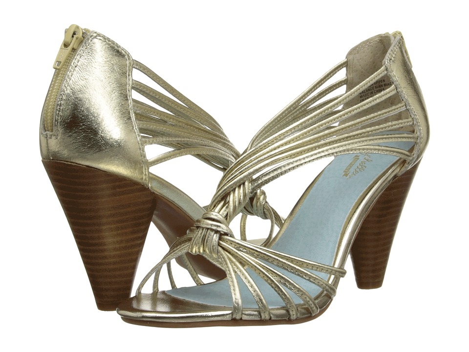 Seychelles - Menace (Gold) High Heels