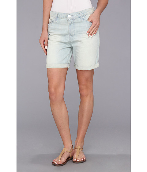 Calvin Klein Jeans - Casper Boyfriend Short (Casper Blue) Women's Shorts