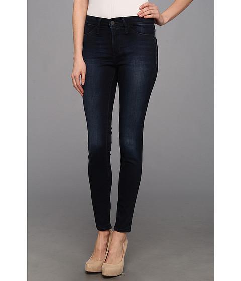 Calvin Klein Jeans - Mid Rise Legging in Deep Ocean (Deep Ocean) Women