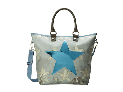 George Gina & Lucy - Hopper (Blue Star) Tote Handbags
