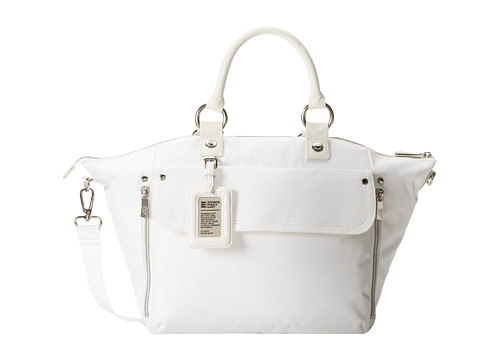 George Gina & Lucy - Tom Cat (Snow/White) Satchel Handbags