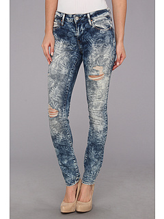 SALE! $54.99 - Save $63 on Mavi Jeans Alexa Mid Rise Skinny in Hawaii Laser Artist Vintage (Hawaii Laser Artist Vintage) Apparel - 53.40% OFF $118.00