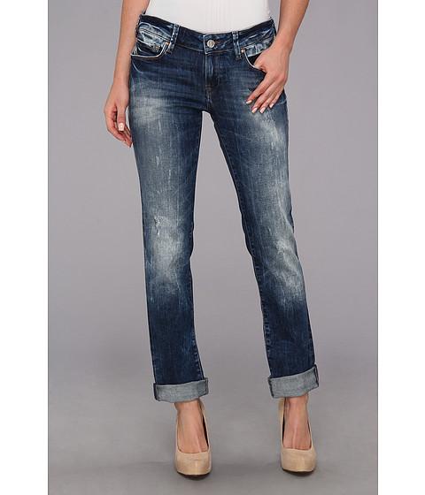 Mavi Jeans - Emma Slim Boyfriend in Dark R-Vintage (Dark R-Vintage) Women