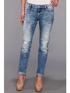 SALE! $64.99 - Save $53 on Mavi Jeans Emma Slim Boyfriend in Painted Artist Vintage (Painted Artist Vintage) Apparel - 44.92% OFF $118.00