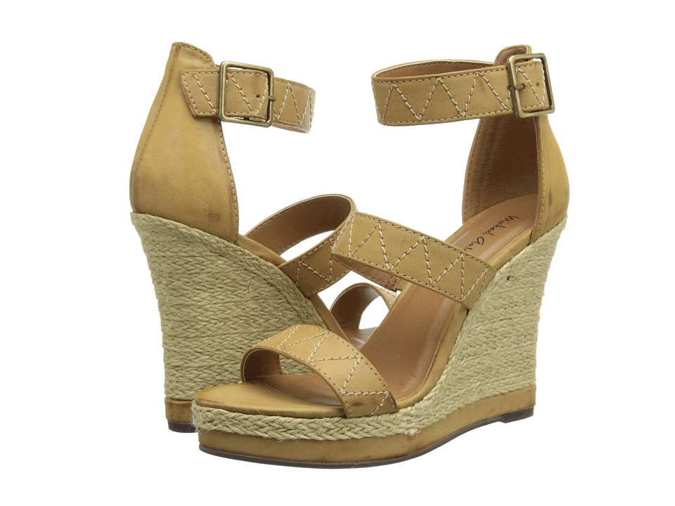Michael Antonio - Garth (Natural) Women's Wedge Shoes