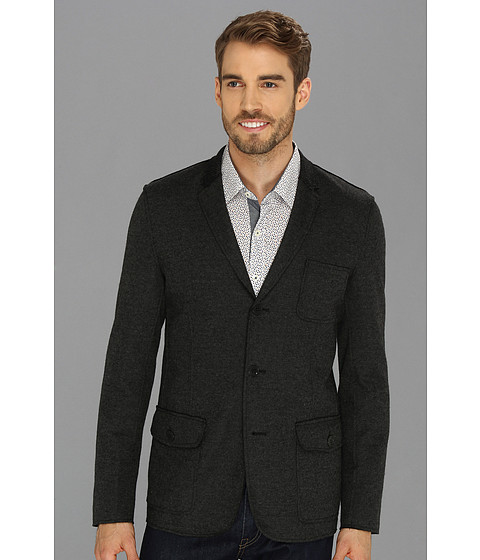 7 Diamonds - Deconstructed Blazer (Charcoal) Men