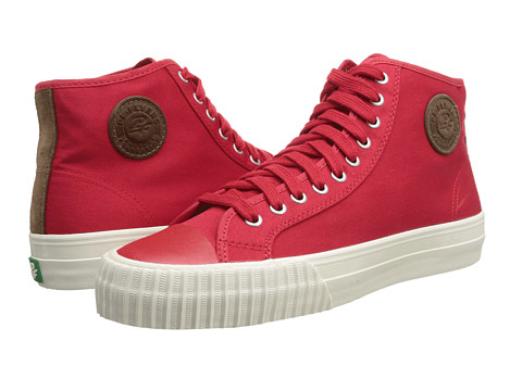 PF Flyers - Center Hi (Red) Lace up casual Shoes
