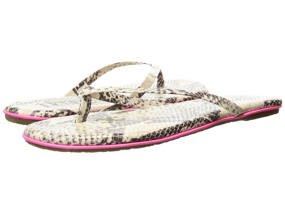 TKEES - Lipliner (Pink Venom) Women's Sandals