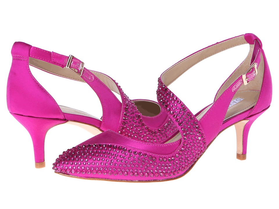 David Tutera - Camra (Fuschia) High Heels