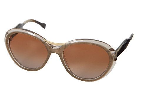 Vera Wang - Josifa (Taupe Sheer) Fashion Sunglasses