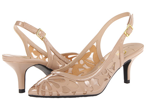 J. Renee - Genie (Nude) Women's Shoes