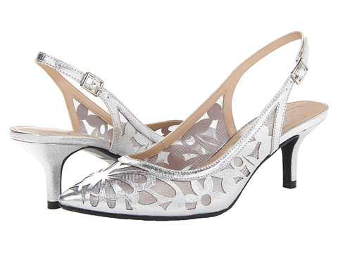 J. Renee - Genie (Silver) Women's Shoes