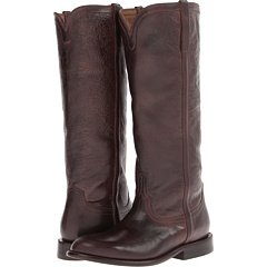 M0513 (Chocolate Floral Embossed) Cowboy Boots