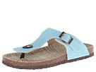 MUK LUKS 1 Buckle Thong Sandal