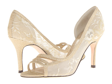 J. Renee - Alameda (Gold) High Heels
