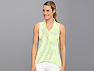 Jamie Sadock Lacey Sleeveless Top (Green Fizz)