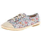 MUK LUKS Print Canvas Tennies