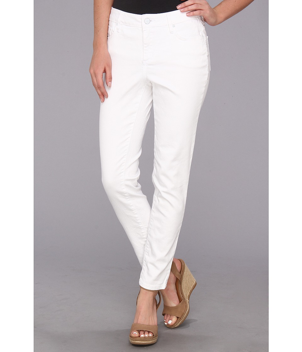 Christopher Blue - Isabel Ankle in White (White) Women's Jeans