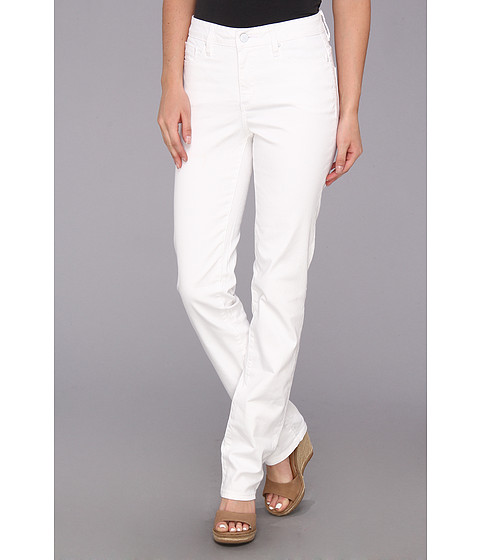 Christopher Blue - Madison High-Rise Straight in White (White) Women's Jeans