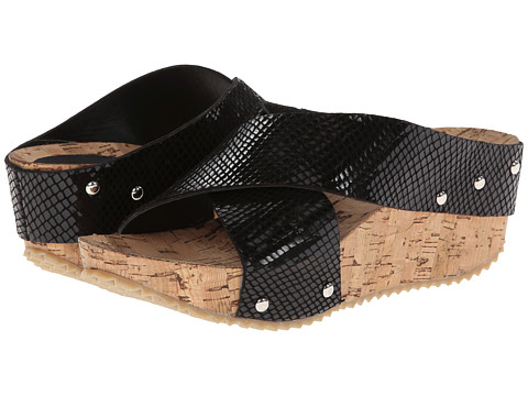 J. Renee - Berm (Black Snake) Women's Shoes