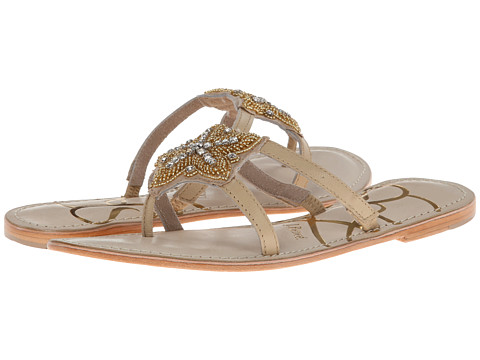 J. Renee - Shorestar (Beige/Gold) Women's Sandals