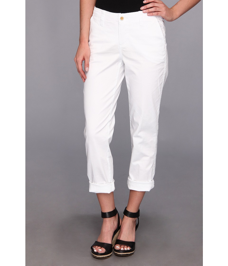 Christopher Blue - Suzy Chino (White) Women's Casual Pants