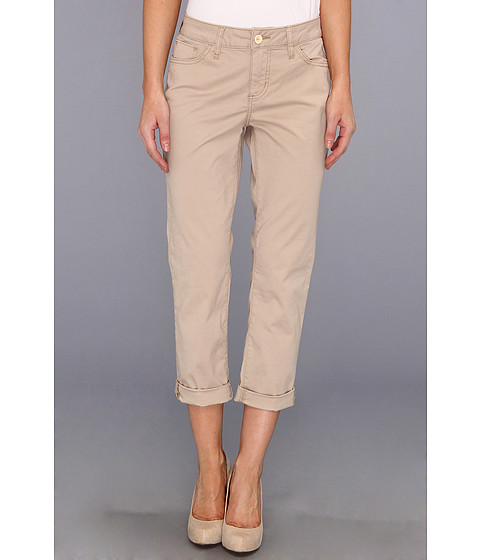 Christopher Blue - Brooklyn Roll in British Khaki (British Khaki) Women's Casual Pants