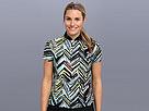 Jamie Sadock Samantha Crunchie Short Sleeve Top