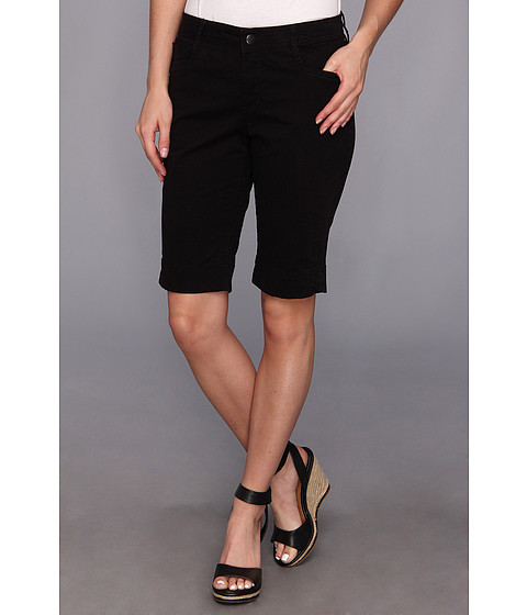 Christopher Blue - Betty Short in Newport Twill (Black) Women's Shorts
