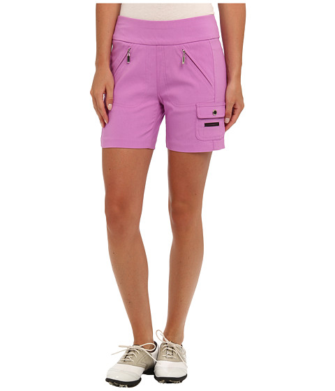 Jamie Sadock - Skinnylicious 15 in. Short with Control Top Mesh Panel (Gypsy) Women