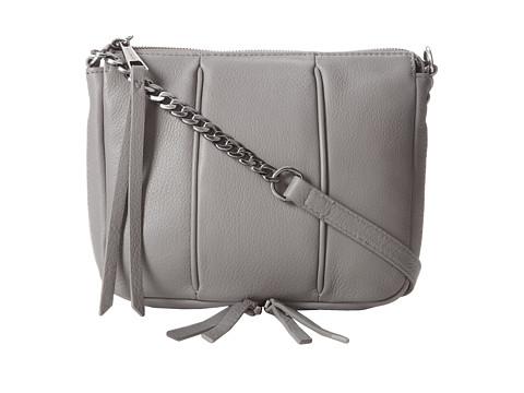 Kelsi Dagger Halsey Crossbody (Grey) Cross Body Handbags