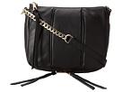 Kelsi Dagger - Halsey Crossbody (Black) - Bags and Luggage