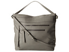 Kelsi Dagger - Halsey Hobo (Grey) - Bags and Luggage