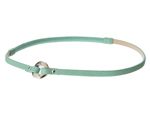 Marc by Marc Jacobs - Leather Link Headband (Minty) Headband