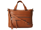 Kelsi Dagger - Halsey Satchel (Terracotta) - Bags and Luggage