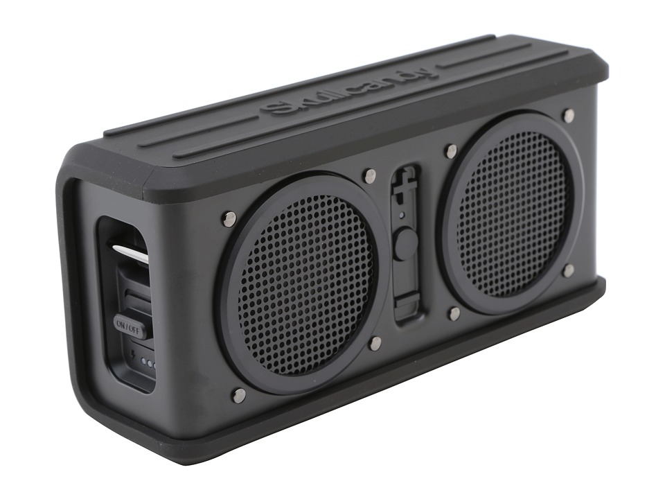 Skullcandy - Air Raid BT Portable Speaker (Black/Black/Black) Headphones