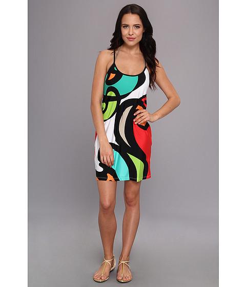 Trina Turk - Pop Wave Dress (Multi) Women