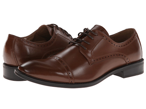 RW by Robert Wayne - Michigan (Tobacco) Men's Shoes
