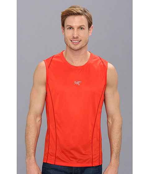 Arc'teryx - Sarix Sleeveless (Race Pace Red) Men's Vest