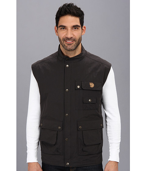 Fj llr ven - Wild Vest MT (Dark Grey) Men