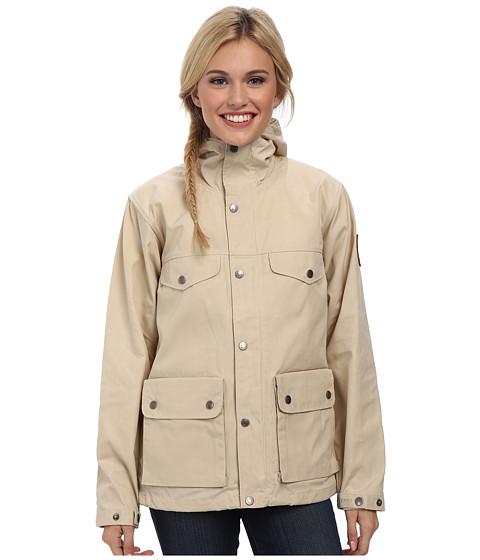 Fj llr ven - Greenland Jacket (Light Beige) Women's Coat