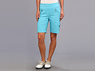 Jamie Sadock Skinnylicious Mesh Control Top Panel 19 in. Short (House of Blues)